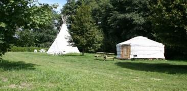 Camping Etang du Goulot