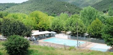 Camping Le Val de l'Arre ****