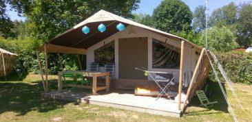 Comfort Camping Seeburger See