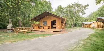 Camping Center Parcs Port Zélande