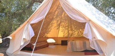 , Agricampeggio & Glamping Torre Sabea