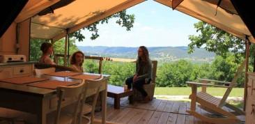 Camping Les Pastourels