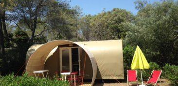 Camping La Pierre Verte ****