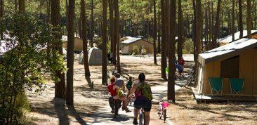 , Camping des Bastides