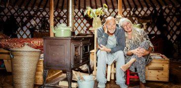 Texel-Yurts