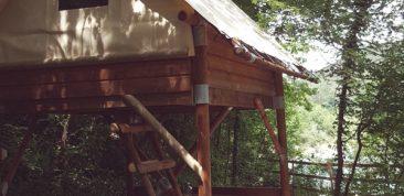 Les Chamberts Camping et Lodges