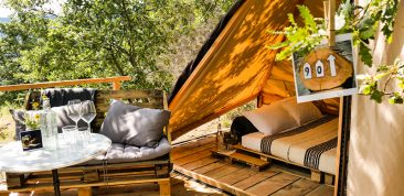 glamping, Le nouveau camping !