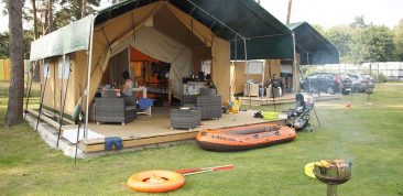 Campingpark Haddorfer Seen