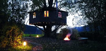 Siegtal-TREEhouse Tiny house SHEPHERD´s cart