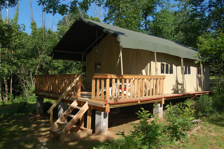 , Camping Le Clou