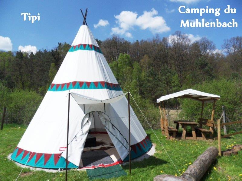 Glamping Camping Du Muhlenbach
