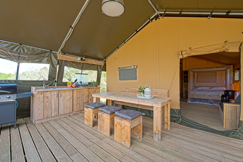 Glamping Camping Delle Rose