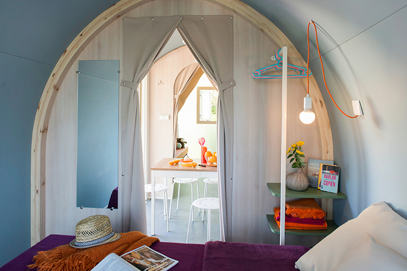Glamping Sea Green   Les Grenettes