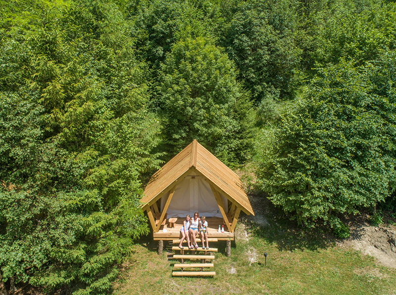 Glamping Adrenaline-Check Eco Resort