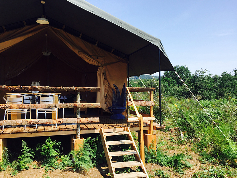 , Camping Du Domaine D'anglas