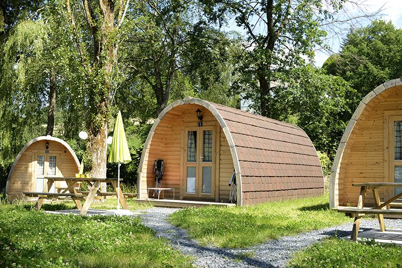 Glamping Camping Liefrange