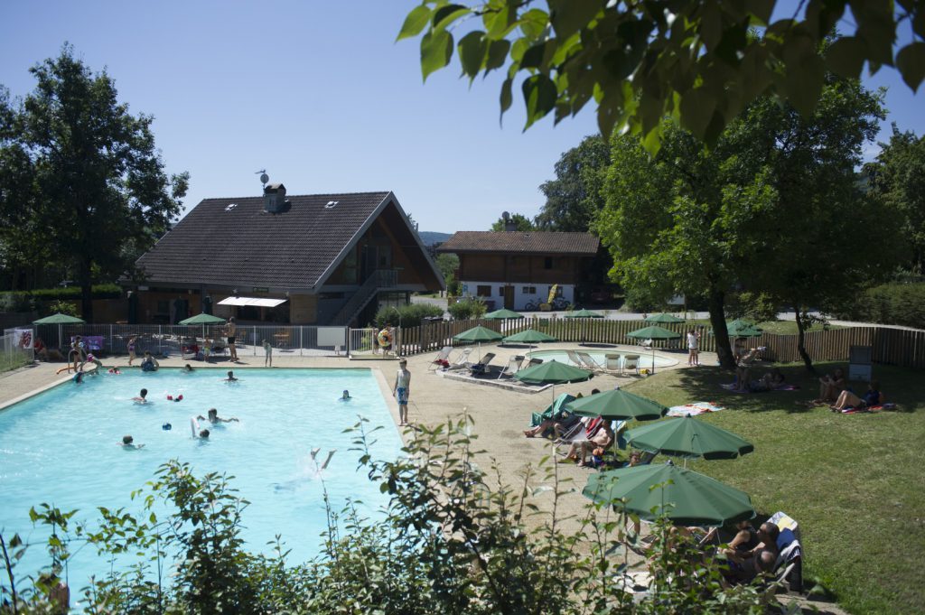 , Camping Les 12 Cols