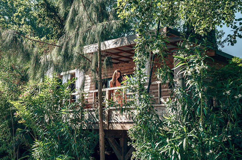 Glamping Ecolodge l'Etoile d'Argens