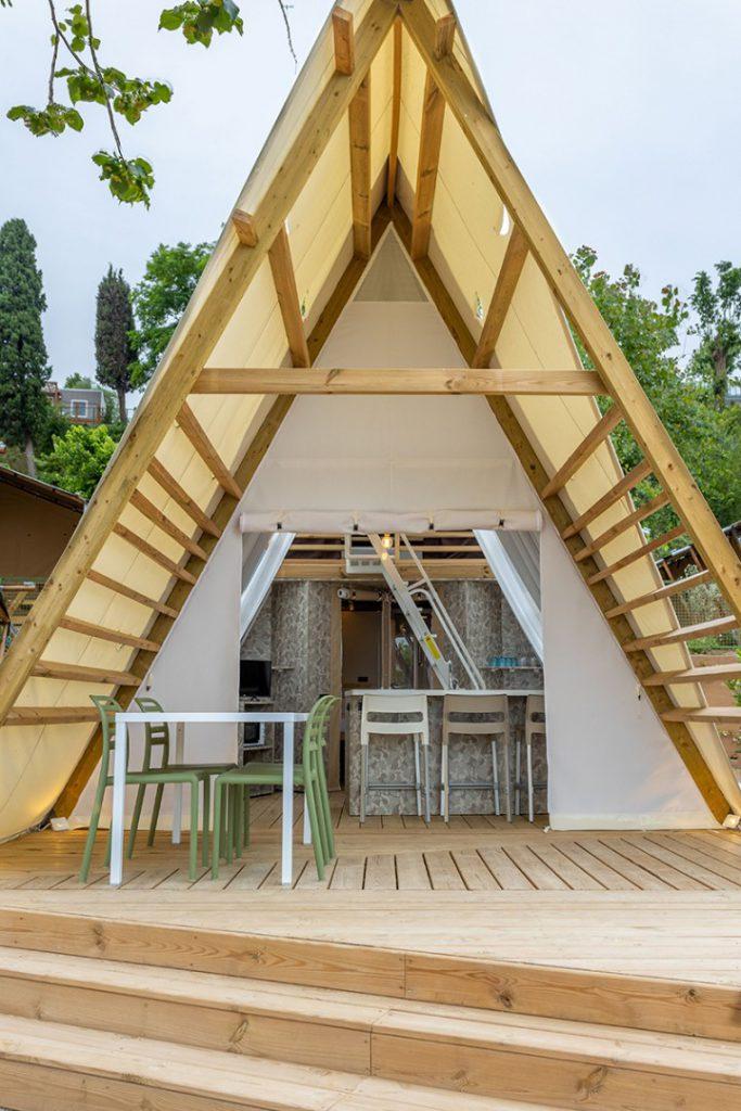Glamping Camping Village Riva Blu
